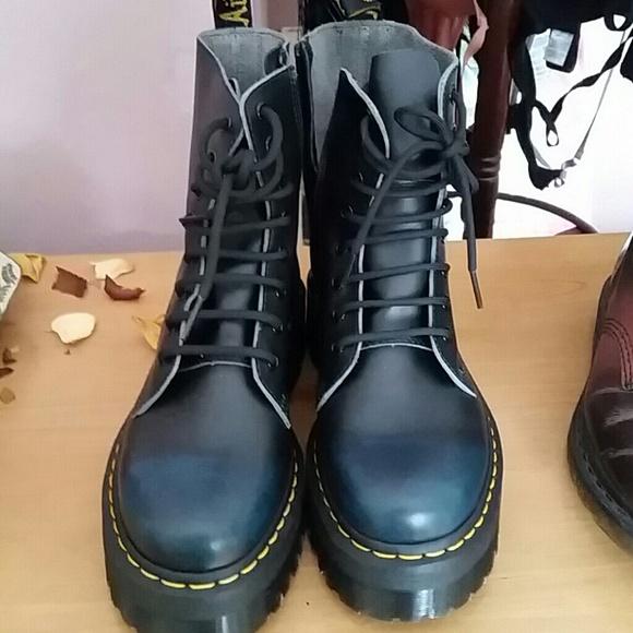 15c13eaa8 Dr. Martens Shoes | Brand New Dr Marten Jadon | Poshmark